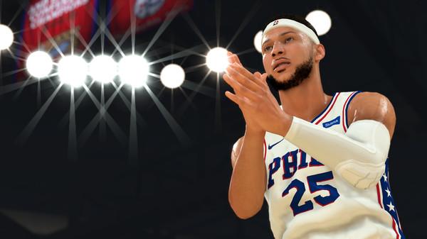 تحميل لعبة كرة السلة nba 2k20 كاملة للكمبيوتر
