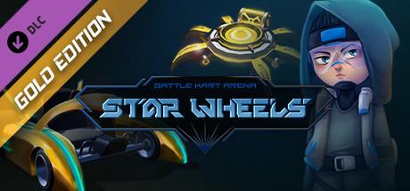 Купить StarWheels - Golden Pack (DLC)