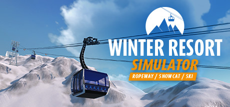 winter resort simulator on steam. Black Bedroom Furniture Sets. Home Design Ideas