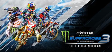 Monster Energy Supercross  The Official Videogame 3 [PT-BR] Capa