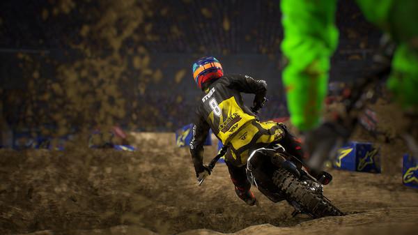 Capture d'écran n°7 du Jeu Monster Energy Supercross - The Official Videogame 3