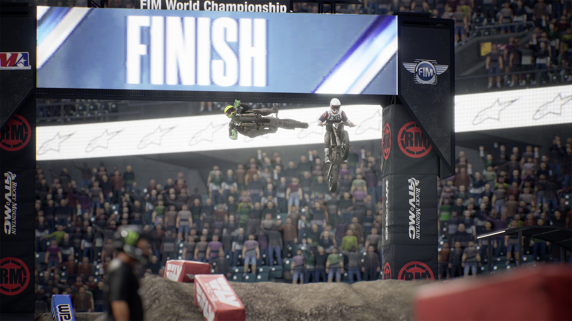 Monster Energy Supercross 3 Download
