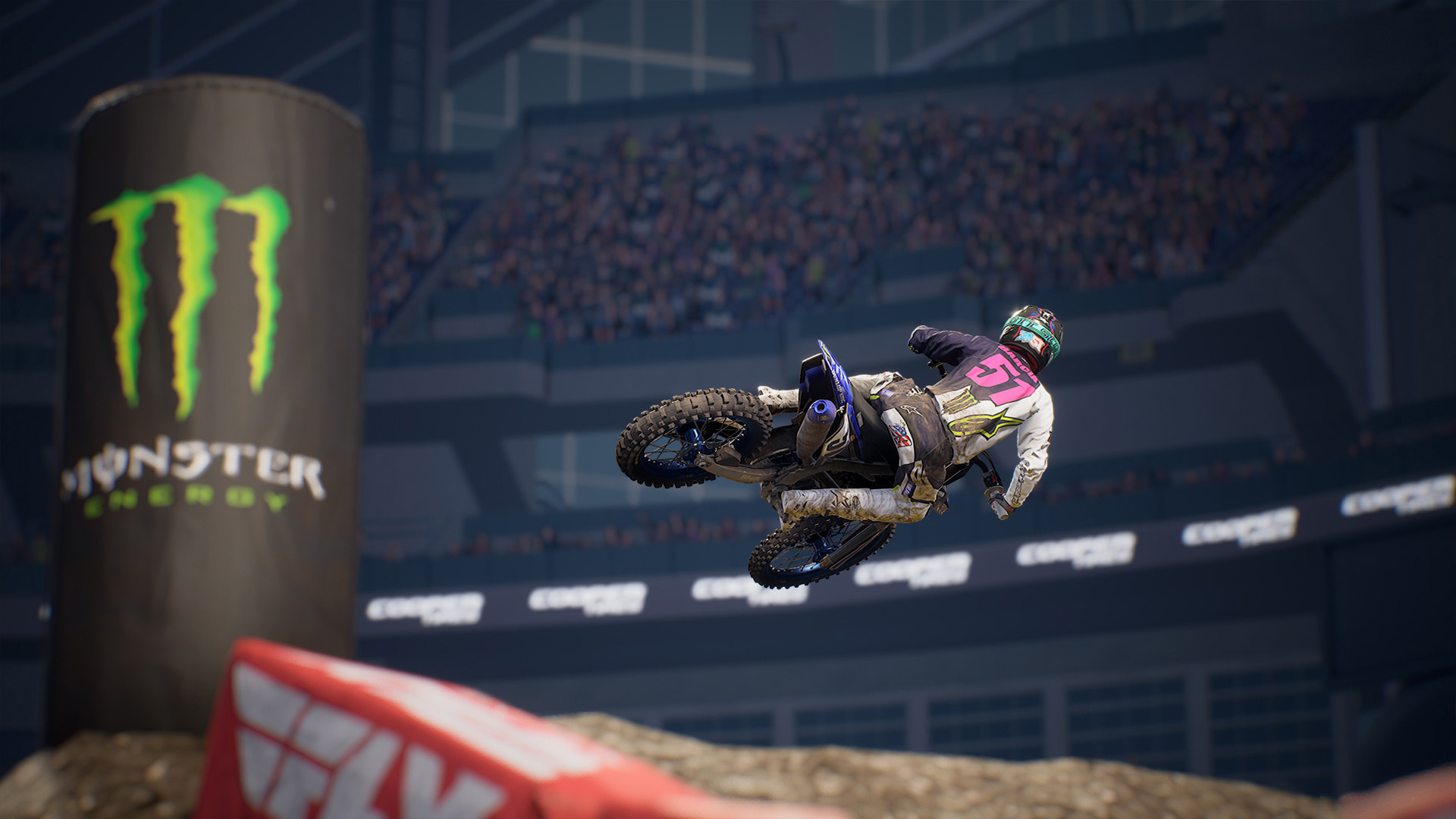 Monster Energy Supercross 3 3DM Download