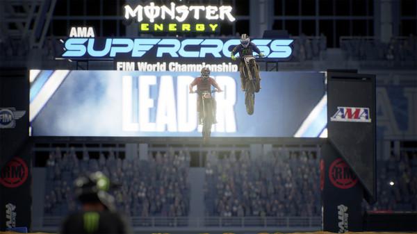 Capture d'écran n°4 du Jeu Monster Energy Supercross - The Official Videogame 3
