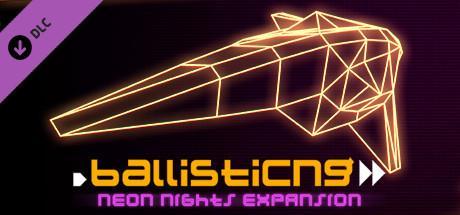 Купить BallisticNG - Neon Nights (DLC)