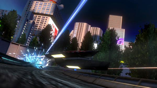 BallisticNG - Neon Nights (DLC)
