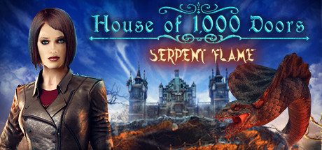 House of 1000 Doors: Serpent Flame cover art