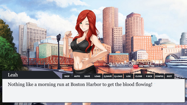 New England Detective: Breakfast in Boston