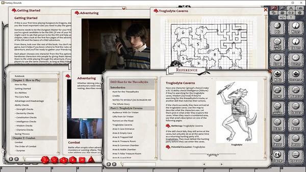 Fantasy Grounds - Stranger Things Dungeons & Dragons Starter Set (DLC)