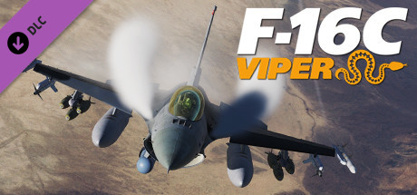 Save 20% on DCS: F-16C Viper on Steam