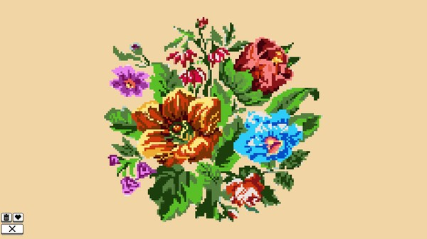 Coloring Pixels - Flowers Pack (DLC)