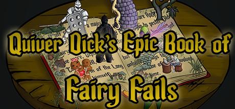 Купить Quiver Dick's Epic Book of Fairy Fails