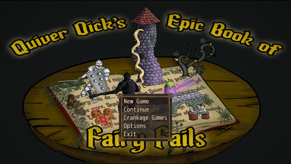 Quiver Dick's Epic Book of Fairy Fails
