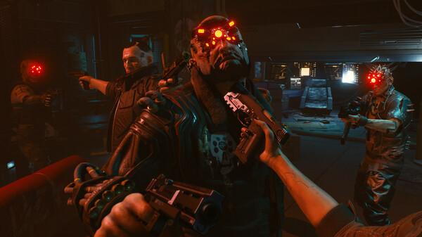 Скриншот №4 к Cyberpunk 2077