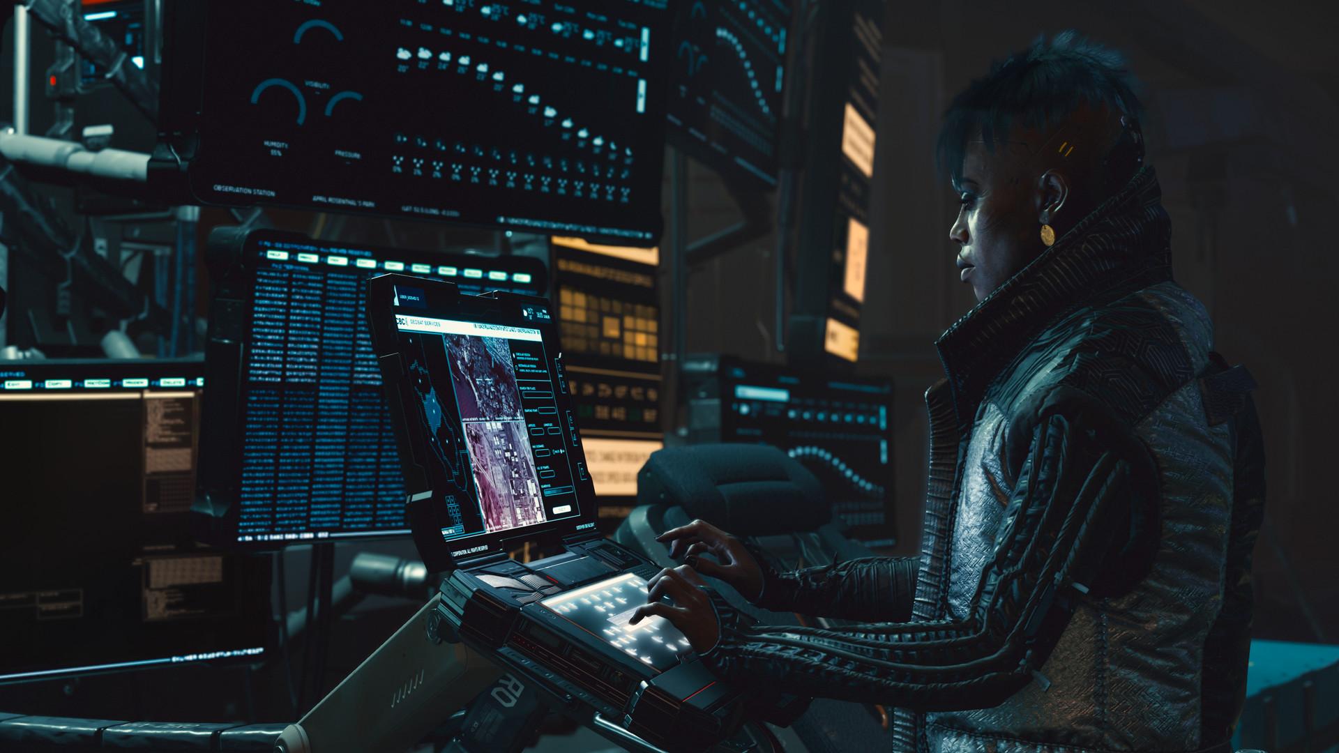 Cyberpunk 2077 (RUS ENG MULTi3) [RePack] от R.G. Механики
