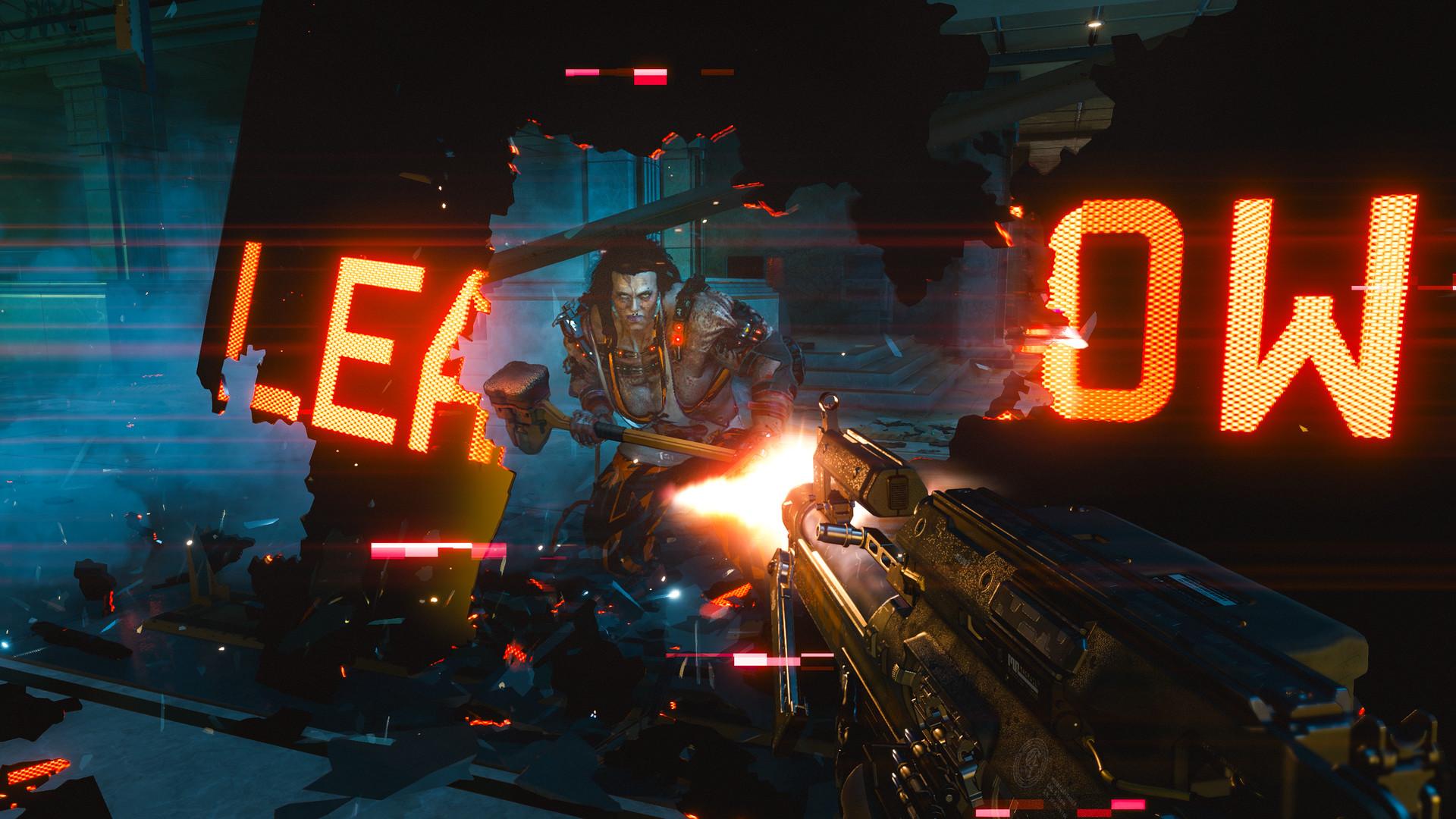 Прокат Киберпанк 2077, Cyberpunk 2077 на PS4
