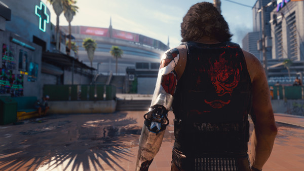 Скриншот №6 к Cyberpunk 2077
