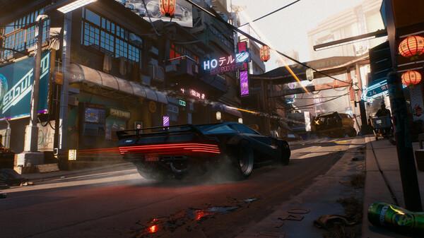 Скриншот №5 к Cyberpunk 2077