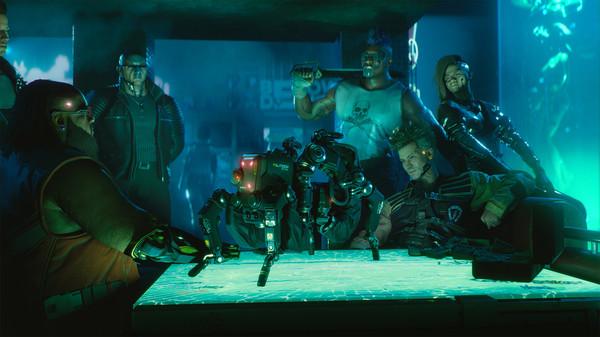 Скриншот №10 к Cyberpunk 2077