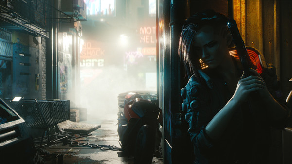 Скриншот №11 к Cyberpunk 2077