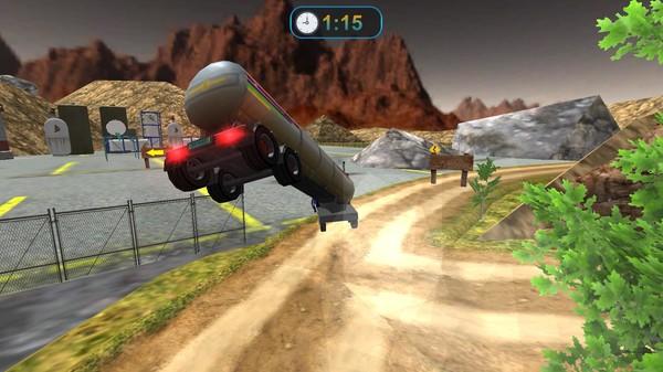 Transporter Truck Simulator