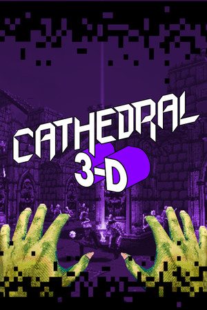 Cathedral 3-D poster image on Steam Backlog