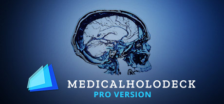 MEDICALHOLODECK PRO FREE TRIAL | FULL FEATURES FOR 30 DAYS | Medical Virtual Reality | Medical VR | DICOM Viewer | Human Body VR | Human Anatomy | Virtual Surgery | Virtual Radiology  | Surgeon VR | 3D VR | Human Organs | Health | Healthcare | Nurse VR