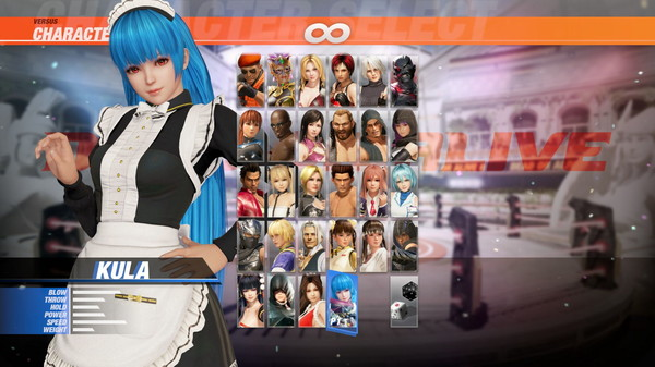 DOA6  THE KING OF FIGHTERS XIV Mashup Content Set (DLC)