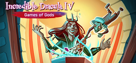 Image for Incredible Dracula 4: Games Of Gods