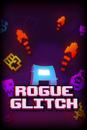 Rogue Glitch poster image on Steam Backlog