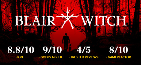 Teaser for Blair Witch