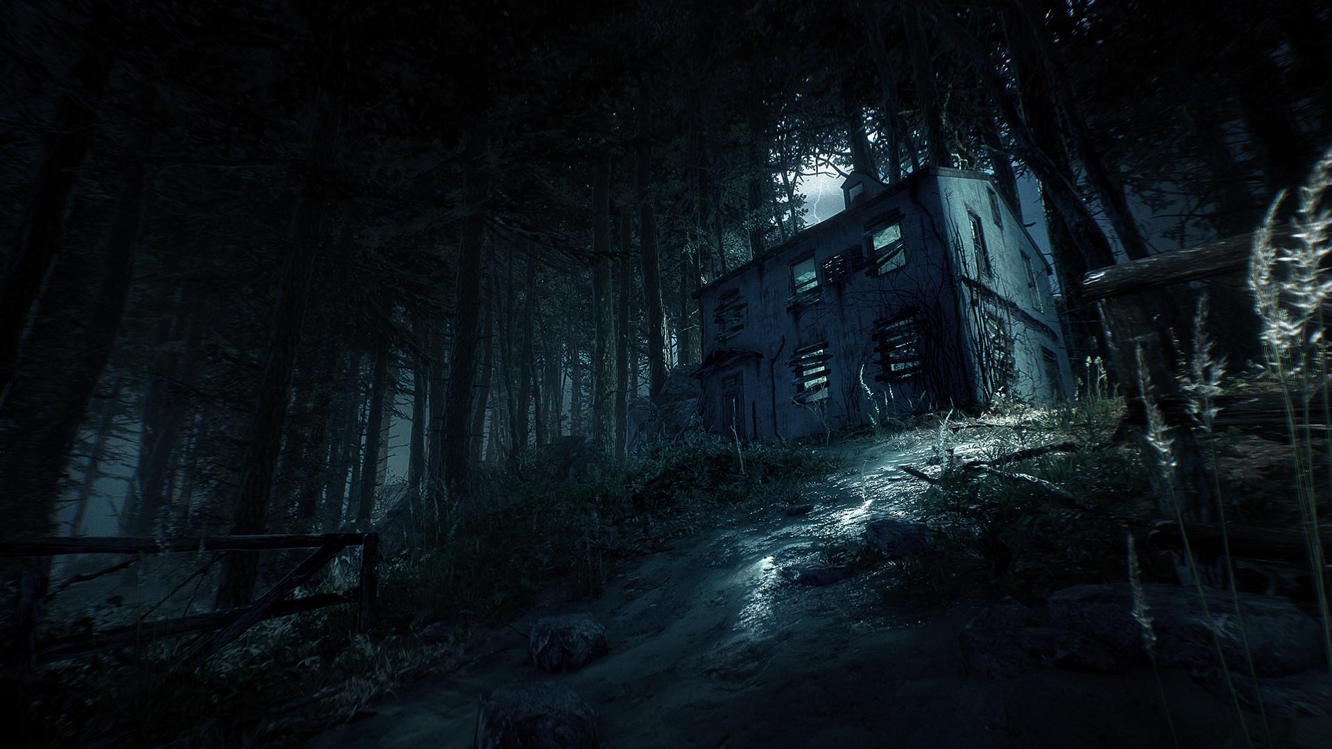 Link Tải Game Blair Witch Miễn Phí Thành Công