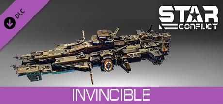 """Купить Star Conflict - Empire destroyer """"Invincible"""" (DLC)"""