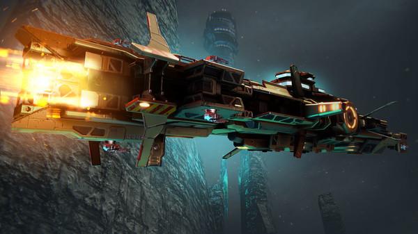 "Star Conflict: Empire destroyer ""Invincible"" (DLC)"