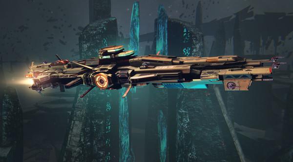 "Star Conflict - Empire destroyer ""Invincible"" (DLC)"