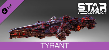 Купить Star Conflict - Jericho destroyer Tyrant (DLC)