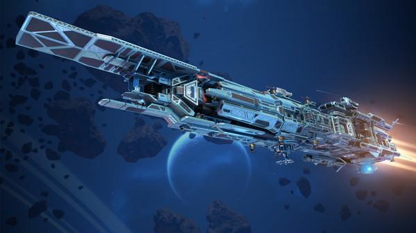 Star Conflict - Empire destroyer Vigilant (DLC)