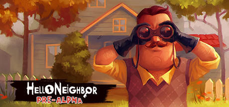 Купить Hello Neighbor Pre-Alpha