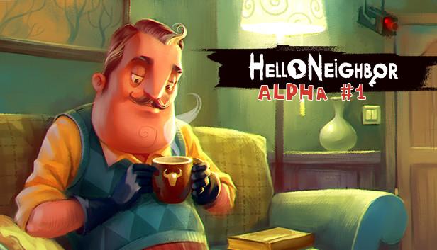 Hello Neighbor Alpha 1 On Steam