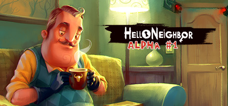 Hello Neighbor Alpha 1 title thumbnail