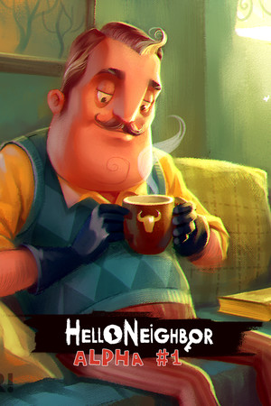 Hello Neighbor Alpha 1 poster image on Steam Backlog