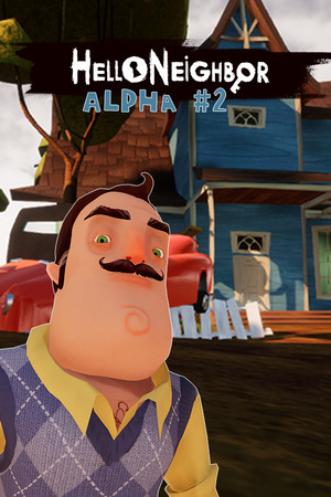 Hello Neighbor Alpha 2 poster image on Steam Backlog