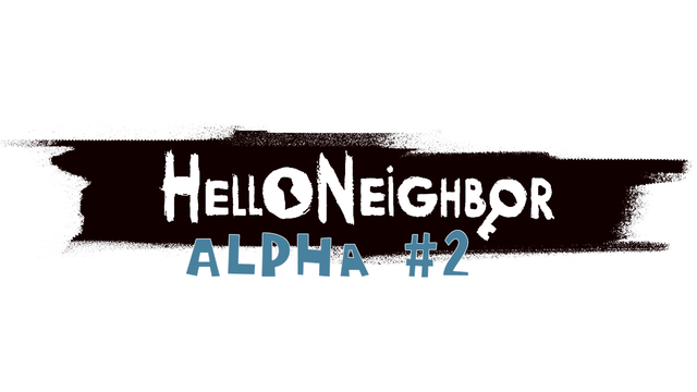 Hello Neighbor Alpha 2 logo
