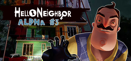 Купить Hello Neighbor Alpha 3