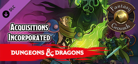 Fantasy Grounds - D&D Acquisitions Incorporated on Steam