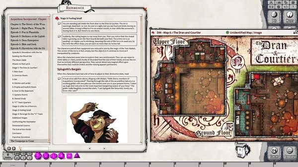 Fantasy Grounds - D&D Acquisitions Incorporated (DLC)