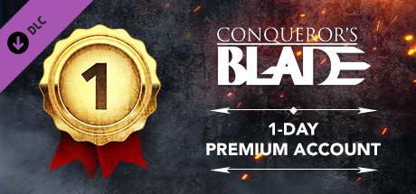 Conqueror's Blade - 1-day Premium Account Gift