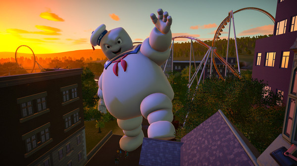 Planet Coaster: Ghostbusters™ (DLC)