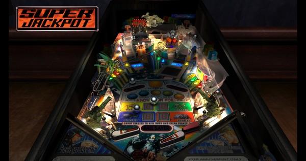 Pinball Arcade: Stern Pack 1 (DLC)