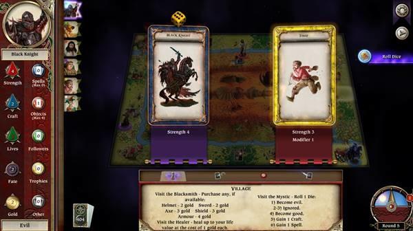 Talisman Origins Beyond the Veil ScreenShot 2